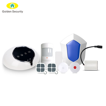 Nice Design WIFI/3G/SMS self defense GSM Alarm System!home automation 3G alarm system Smart home 3G WCDMA Wireless Alarm System