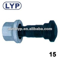 Rear Wheel Bolt And Nut for Renault