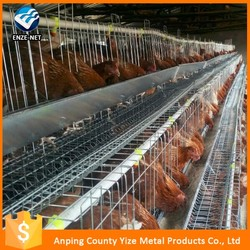 alibaba express types chicken cage/welded wire mesh large animal cage chicken cage for sale