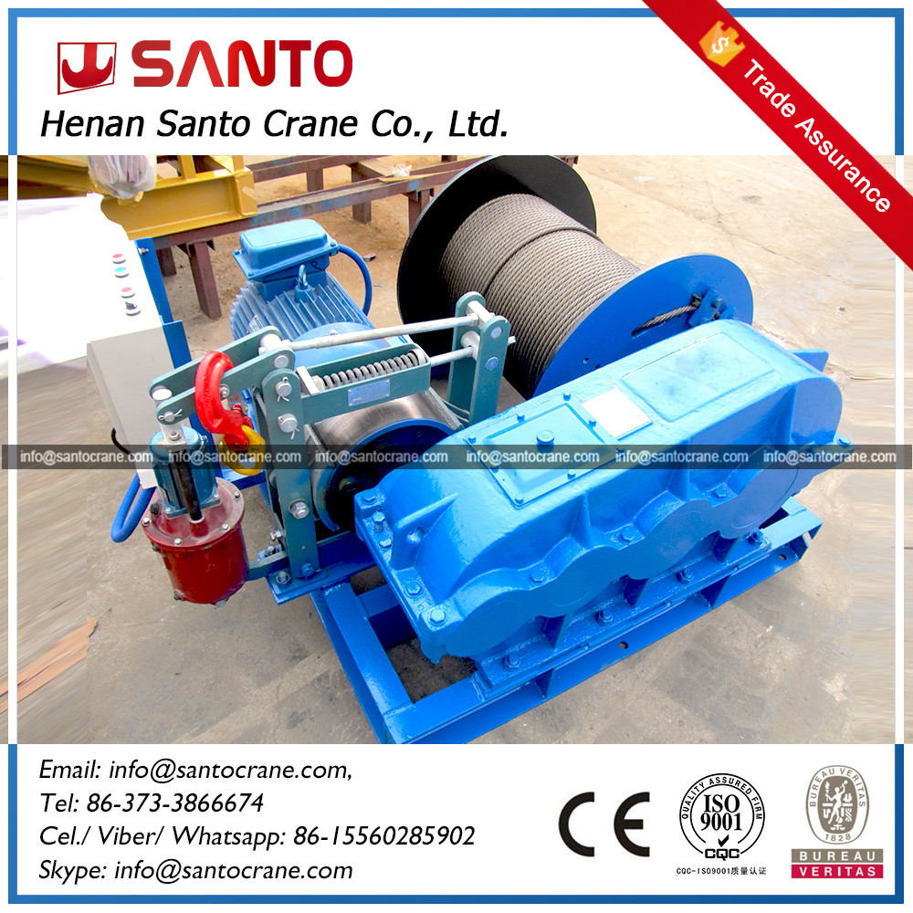 Wire Rope Electric Small Winch