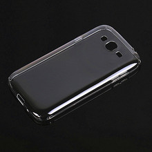 360 Degree Phone Case Compatible For Samsung Galaxy Grand I9082 I9060 Crystal Clear Back Cover