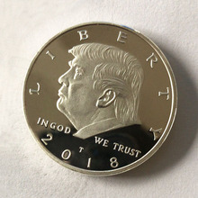 2018/2017 Commemorative Tribute President Donald Trump Coins