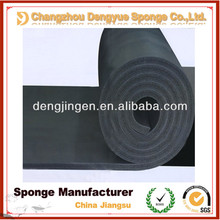 Close Cell Nitrile NBR Foam Thermal Insulation /Nbr Rubber Foam Sheet