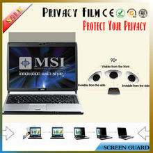 0.65mm Computer Screen Film Privacy(10'-24') for Notebook