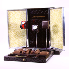 Professional Factory Customized Wood And Acrylic Wrist Watch Display Stand