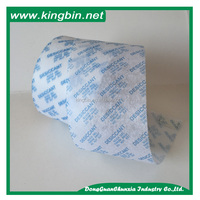 Eco-friendly good quality water absorbent desiccant wrapping paper roll
