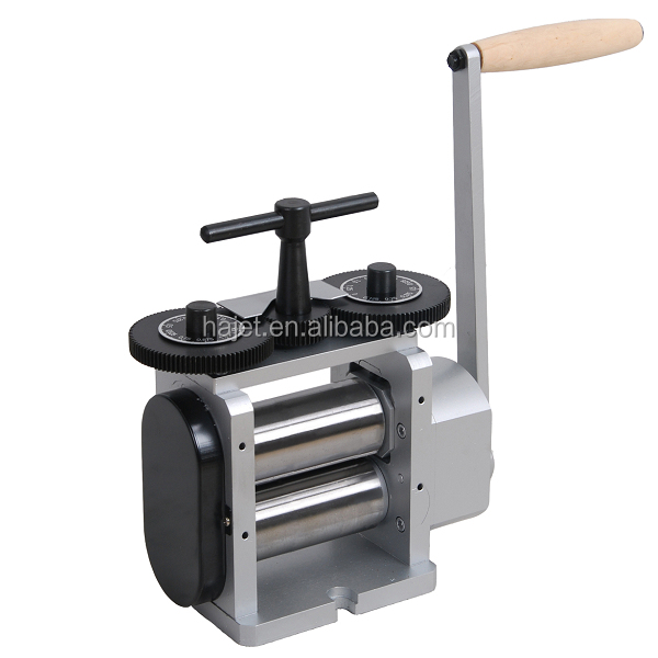 Jewelry Goldsmith Tools Rolling Mill for Gold and Silver Jewelry Making Rolling Mill
