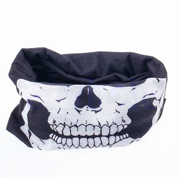 Free sample tube oem head scarf bondage bandana