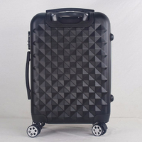"Light Weight Trolley Suitcase, High Quality 3pcs 20"" 24"" 28"" Travel Luggage Set, Urtralight Fashion ABS PC"