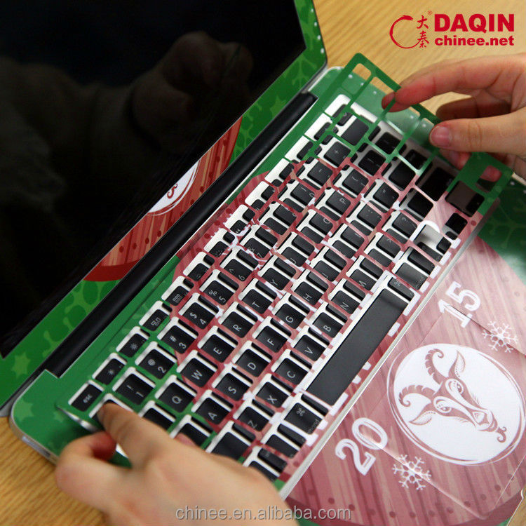 Custom Laptop Keyboard Skin for Small Scale Manufacturing Business