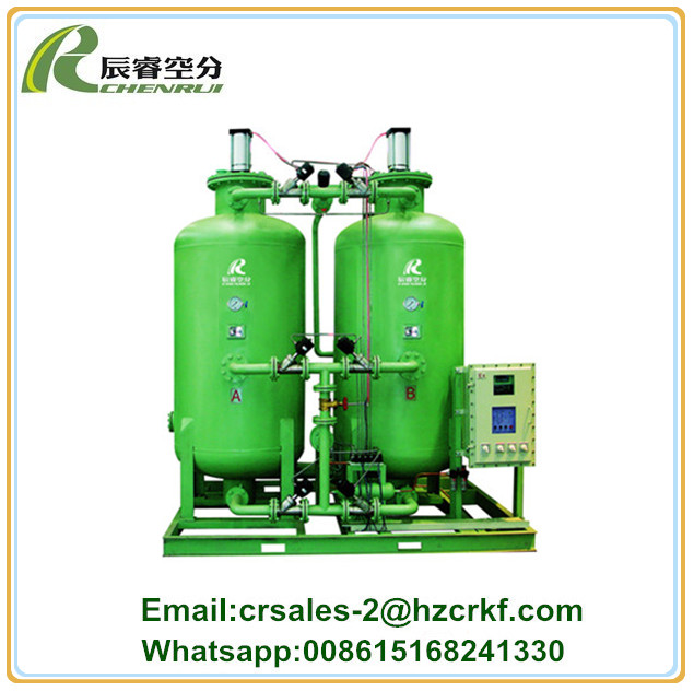 oil and gas equipment skid-mounted nitrogen making machine