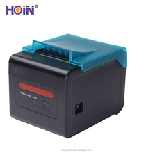 80mm high Speed Auto Cutter Thermal POS Printer,USB,Serial,Lan Bluetooth Wifi Port