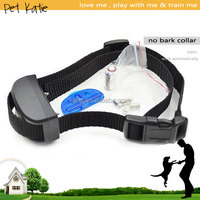 Promotional Pet Supplies Electric Shock No Bark Collar for Dog Training