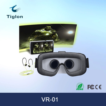 3D VR BOX For Android And iOS Smart Phone 3D VR Glasses