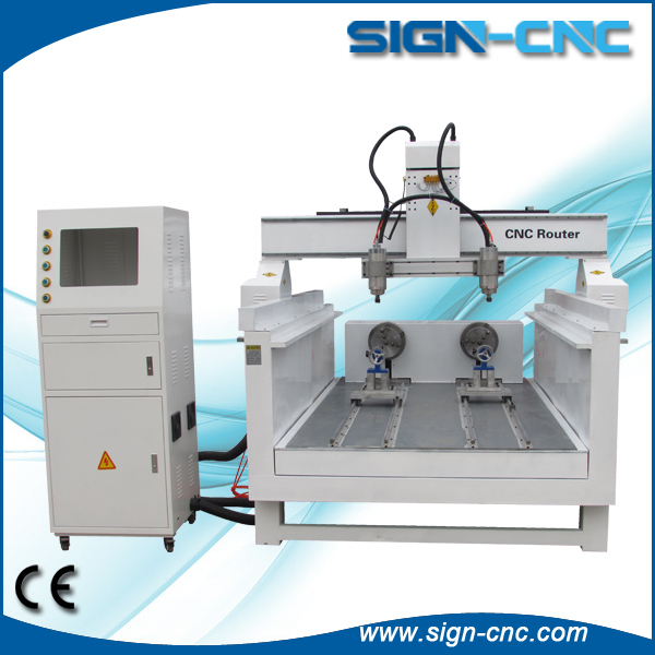 Wood cnc router machine