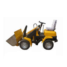 electric battery small front end loaders for sale
