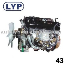 engine used for Toyota 4Y