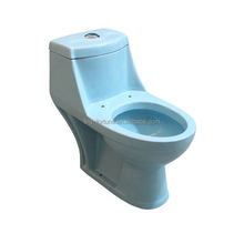 Color one piece toilet / cheap price malaysia all brand toilet bowl