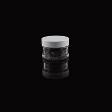 25ml cosmetic beauty empty cream jar with lid