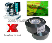 thermal printer ribbon hot stamping foil for printing on snack food bag