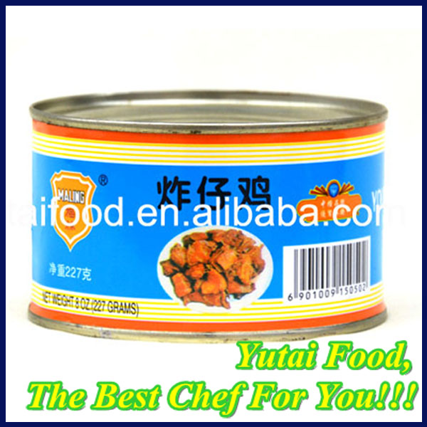 Wholesale Cheap Food Fried Young Chicken