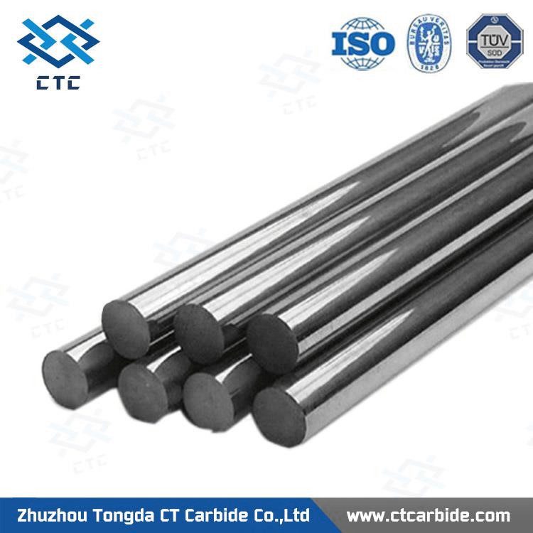 Zhuzhou factory supply <strong>tungsten</strong> <strong>carbide</strong> rod, solid <strong>tungsten</strong> <strong>carbide</strong> round rod