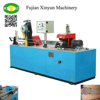 High quality automatic spiral winding paper tube core product making machine with lowest price