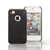 Jisoncase Micro fiber back cover case for iPhone 4 4S ultra thin protective case