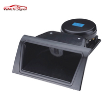 12v High Quality Car Alarm Siren Speaker Slim 100w WaterProof Police PA System Siren Speaker for Truck