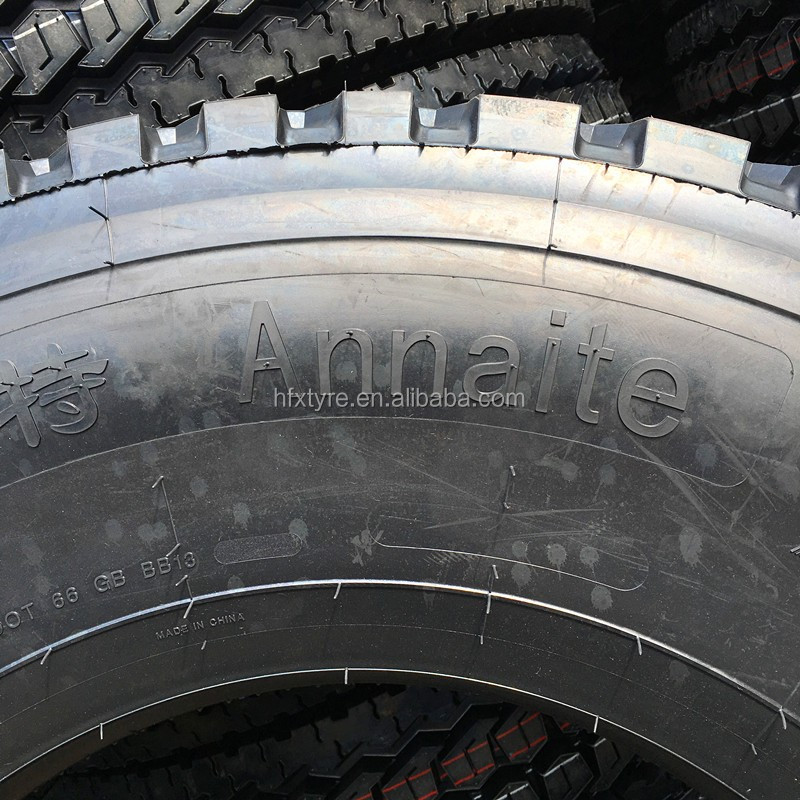 Annaite brand heavy duty All Steel Radial Truck Tire 13R22.5