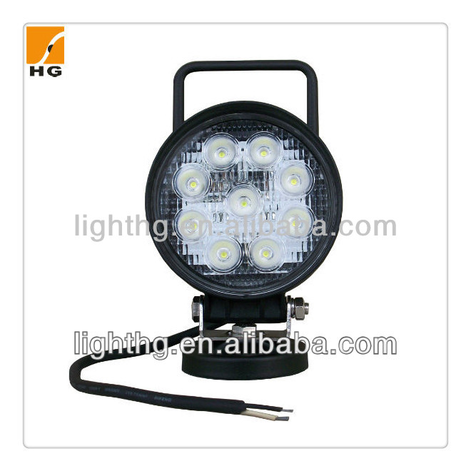 27W LED Working Light Off Road Light With CE,ROHS Certificates HG-8321