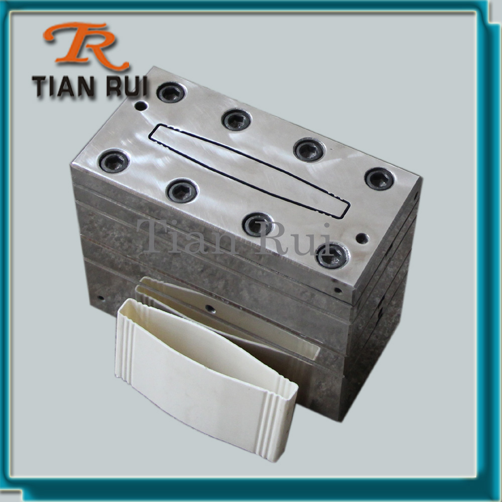 PVC/PE Extrusion Mould For Radome Profiles With Reasonable Price