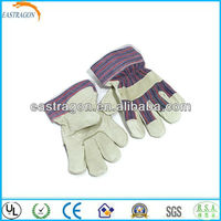 Cow Leather Rigger Work Gloves