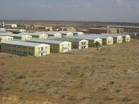 Prefabricated Labour/worker camps build with Hekim's Special Panel system.