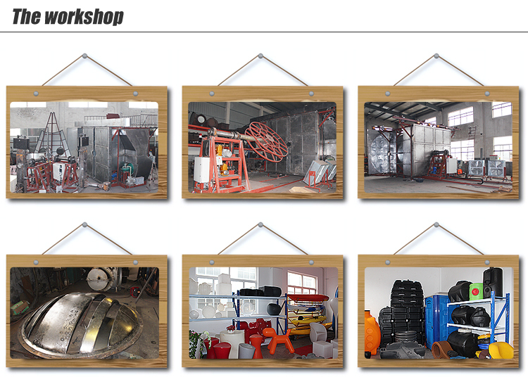 china plastic products factory carrousel moulding machine plastic molding machine for the production of plastic products