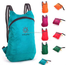 BeeGreen Cheap polyester collapsible daypack