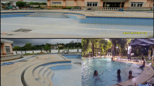 CONSTRUCTION and WATERPROOFING OF SWIMMINGPOOL