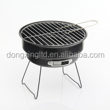 Portable BBQ Grill with Polyester Cooler Bag
