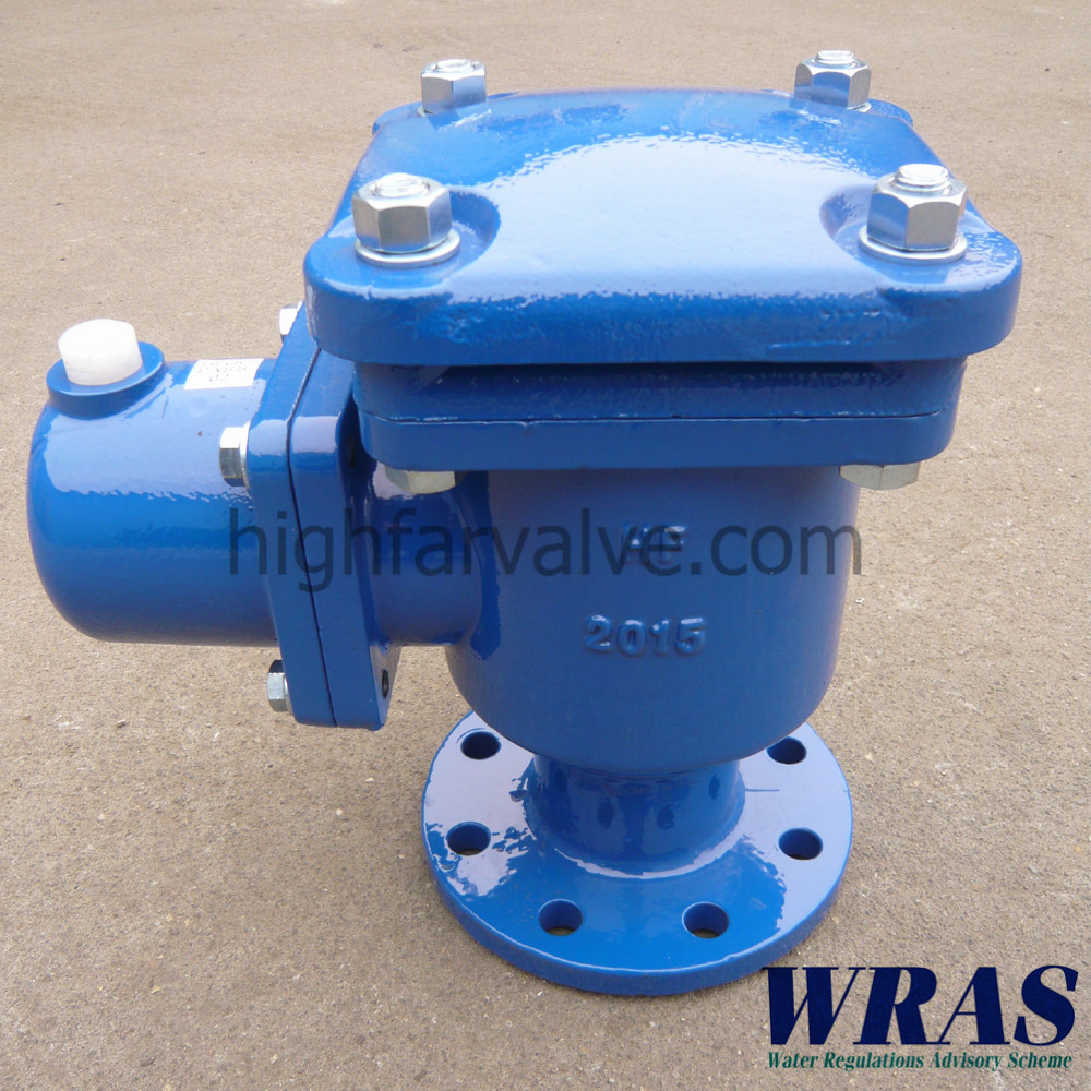 Automatic Air Release Valve