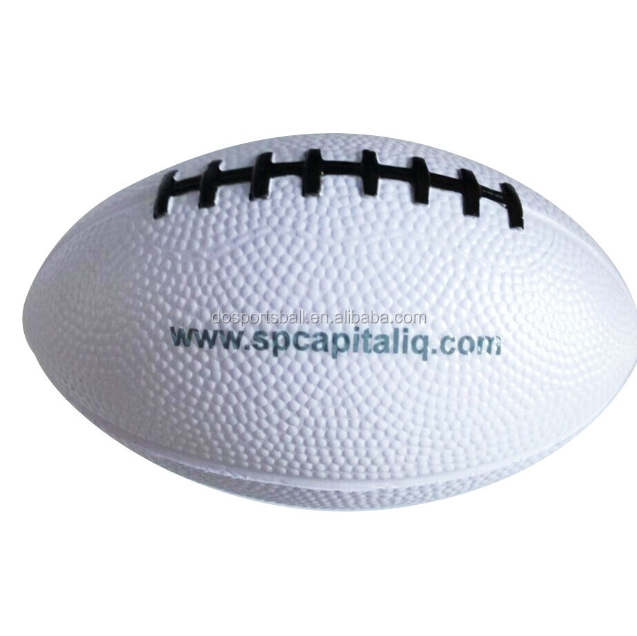 custom printing Various Sizes Promotional PU pu stress american football