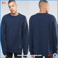 Wholesale Latest Sweater Designs Pullover Plain