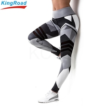 high quality fitness leggings tights women fashion sublimated yoga pants