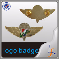 Good Price Custom Metal 3D Wing Badge
