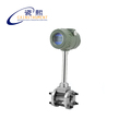 The Digital Display and Stainless Steel Material Digital Air Gas Steam Flow Meter