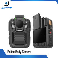HD1296P Night Vision 3900mAh taxi security camera system body worn police camera