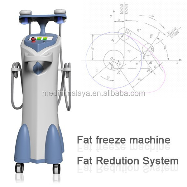 multi function lipolysis + cavitation + vacuum + led slimming machine