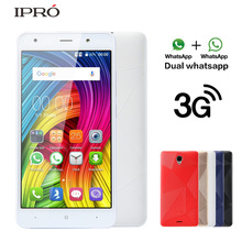 IPRO KYLIN 5.5 supplier 5.5 inch dual whatsapp quad core android 3g dual chip phone 2800 mAh