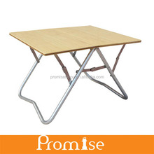 2017 Yongkang Promise outdoor small camping kitchen table aluminum frame
