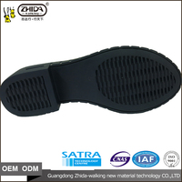 Rubber sole manufacturer Durable Popular soft rubber outdoor women casual shoe sole