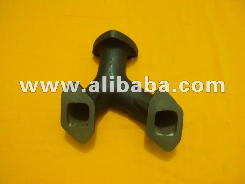 TRACTOR EXHAUST MANIFOLD